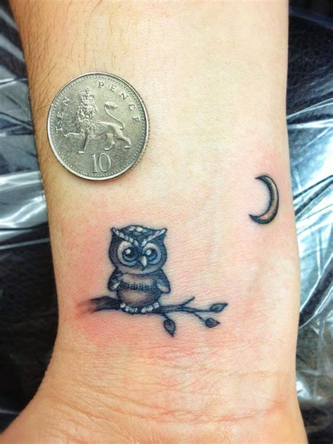1000 ideas about small owl tattoos on pinterest owl
