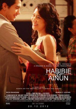 unduh film bioskop indonesia nonton online habibie ainun 2012