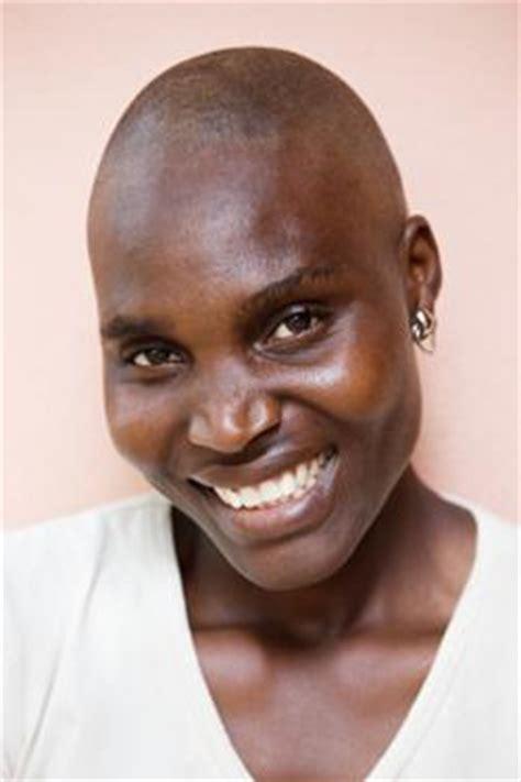 what styles is good for woman balding head bald women lovetoknow