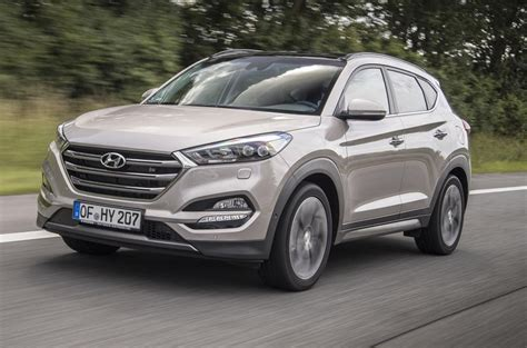 hyundai tucson  crdi review review autocar