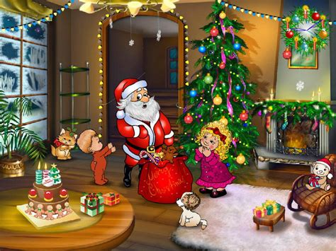 wallpaper of christmas day free christmas screensavers christmas entourage