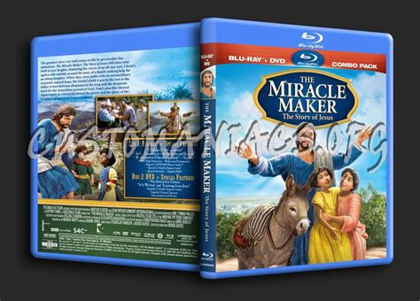 The Miracle Maker Free The Miracle Maker Cover Dvd Covers Labels By Customaniacs Id 157535 Free
