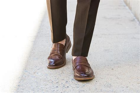 how to wear loafers without socks loafers without socks 28 images burgundy cole haan