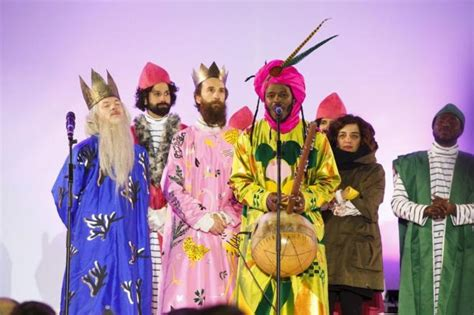 fotos reyes magos madrid 2015 los trajes de los reyes magos hac 237 an referencia a un