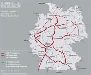 Der neue Fernverkehr - Zielnetz mit rund 162 Millionen Zugkilometern L Tur Bahn