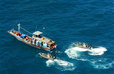 types of boats australia australia boat arrivals of asylum seekers back on the