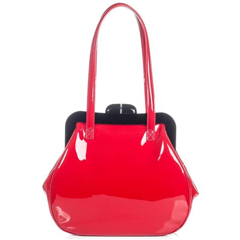 Lulu Bag lulu guinness patent leather mid pollyanna bag lulu guinness from bijouled uk