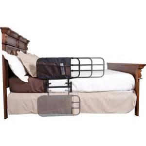 stander ez adjust bed rail walmart