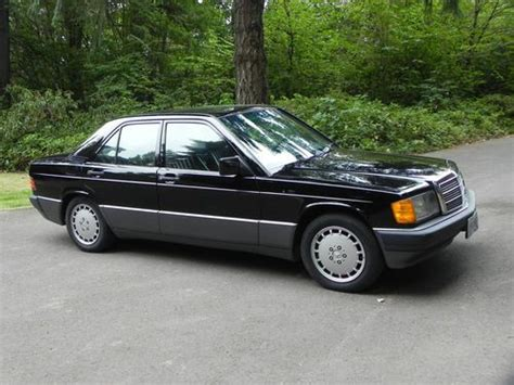 repair anti lock braking 1992 mercedes benz w201 transmission control find used 1992 mercedes benz 190e 2 3 runs drives great clean title in portland oregon