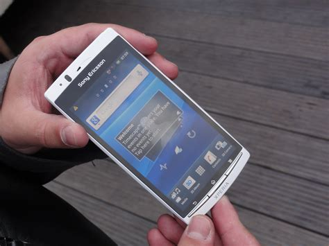 how to upgrade xperia arc s to ice cream sandwich hands on with the sony ericsson xperia arc s android central