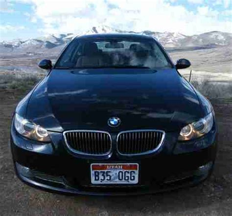 buy car manuals 2008 bmw 3 series parking system purchase used 2008 335xi coupe awd manual in park city utah united states