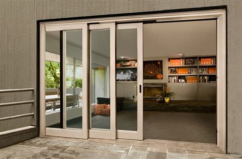 Exterior Glass Bifold Doors Doors Interesting Glass Sliding Doors Exterior 4 Panel Sliding Glass Door Patio Doors For Sale
