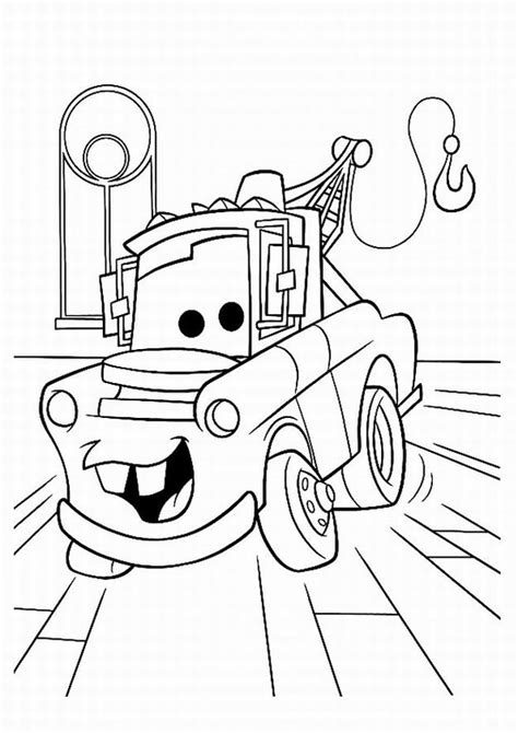 Disney Cars Coloring Pages For Kids Gt Gt Disney Coloring Pages Disney Cars Coloring Page