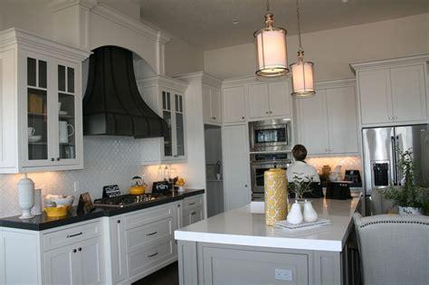 black and yellow kitchen white black and yellow craveworthy kitchens