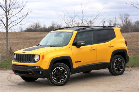 2016 Jeep Renegade by 2016 Jeep Renegade Trailhawk The Jeep Of Small Suvs