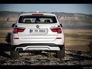 2015 bmw x3 with xline package rear hd wallpaper 8