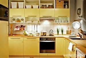 Decorating Ideas For Kitchen With Yellow Walls 18 Cocinas De Diferentes Colores Que Desear 225 S Tener En Tu