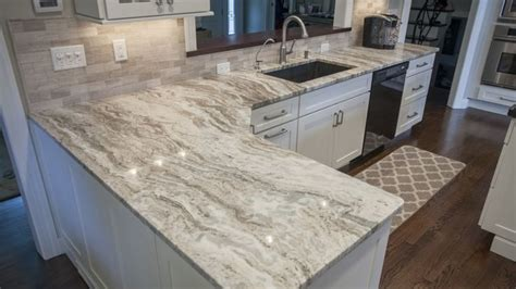 fantasy brown granite with white fantasy brown quartzite kitchen countertop w straight