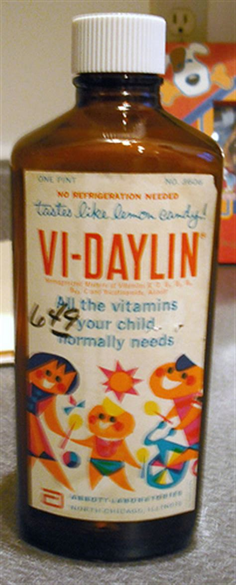 Special Theragran M vi daylin patient information description dosage and