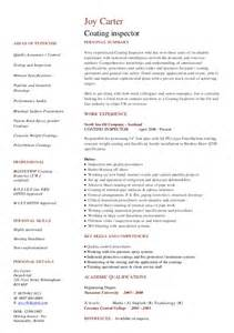 Senior Electrical Engineer Sle Resume by Cv Resume Exles To For Free