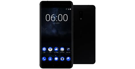 Nokia Android Ram 4gb hmd announces nokia 6 android nougat smartphone with 4gb ram metal