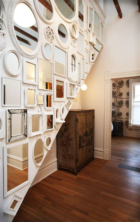 wall of mirrors mirror collages ideas and inspiration
