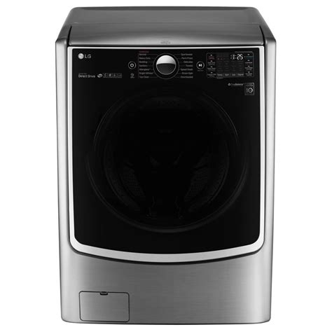 lg 5 2 cu ft large capacity washer with on door