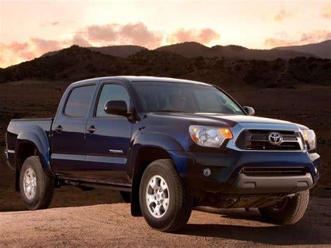 Reddit Toyota Tacoma 8 Best V 6 Trucks For 2015 Autobytel