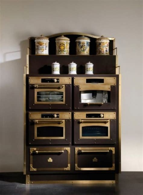vintage style new kitchen and coffee cans on pinterest luxurious vintage style kitchen in coffee and gold colors