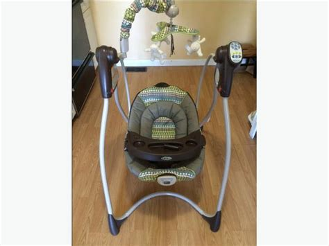 graco swing toys for tray graco baby swing saanich victoria