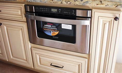 kitchen cabinet microwave built in microwave reviews homesfeed