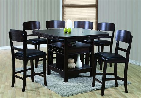 counter height table and chairs counter height table and 6 chairs louisville