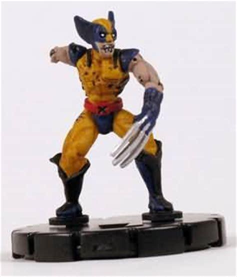 Miniature 222 Le Mutant Marvel wolverine 222 zombies le supernova marvel heroclix