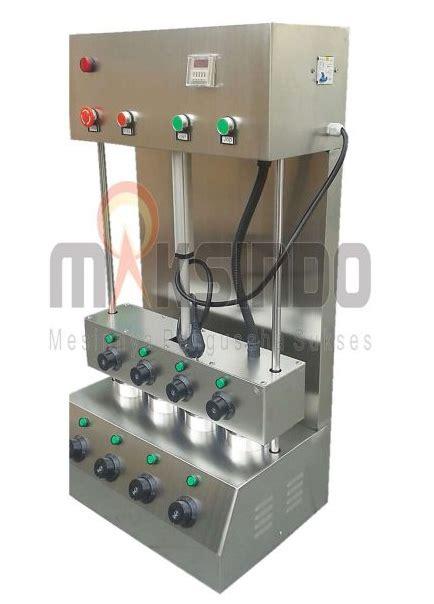 Mesin Pencetak Cone Toko jual mesin pembuat pizza cone paket lengkap di semarang