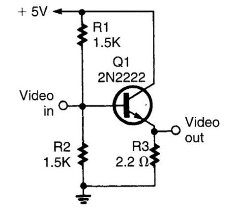 buffer lifier using transistor index 168 lifier circuit circuit diagram seekic