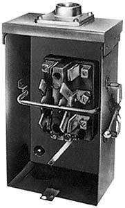 GE TC10323R - 100 Amp NEMA 3R Low Voltage Double-Throw