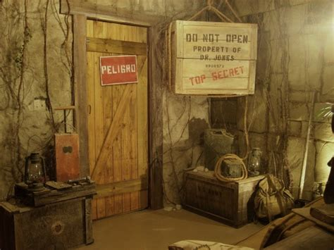 Indiana Jones Room by 301 Moved Permanently