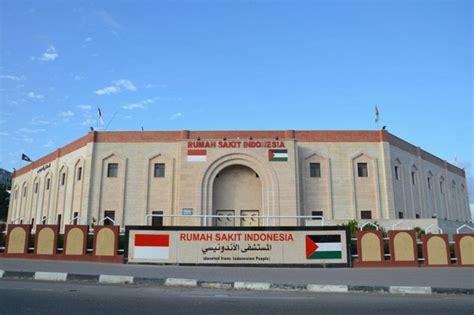 Lu Emergency Rumah Sakit rsi jadi rumah sakit terbesar kedua di gaza