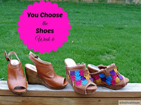Boots Ah Bless by You Choose The Shoes Week 6 Dedivahdeals
