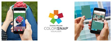 sherwin williams color visualizer app new enhancements for colorsnap 174 visualizer app
