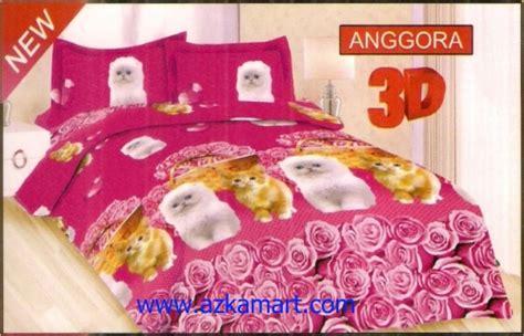 Bed Cover King Bonita Merpati bonita 3 dimensi grosir sprei bedcover dan