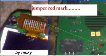 nicky software solution nokia 1616 lcd light jumper by nicky