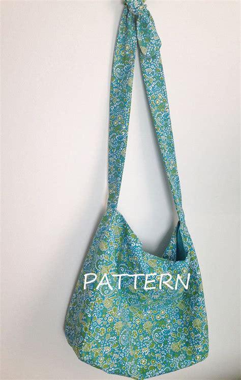 Sling Bag Crossbody Bag Banyak Motif hobo bag pattern cross bag pattern sling bag pattern slouch b