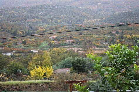 casa rural en el valle del jerte casa rural en el valle del jerte con piscina y barbacoa