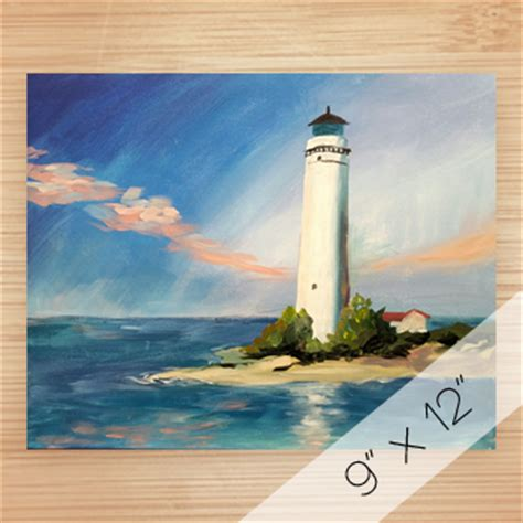 paint nite grand rapids white lighthouse paint lite bamboo studio grand