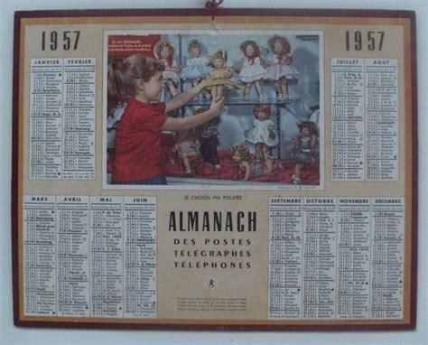 Almanach Calendrier 48 Best Calendrier Ptt Avant 1960 Images On