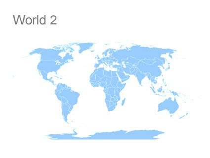 Editable World Powerpoint Map For Download World Ppt Powerpoint World Map