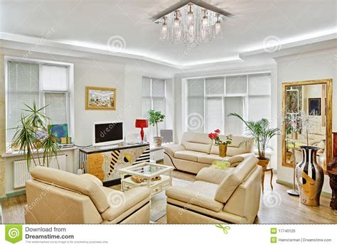 for drawing room modern deco style drawing room interior stock photo image of modern 17740120