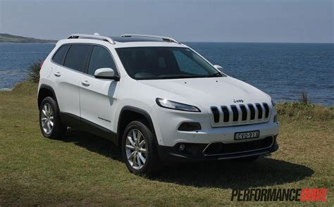 jeep cherokee 2015 2015 jeep cherokee limited diesel review video