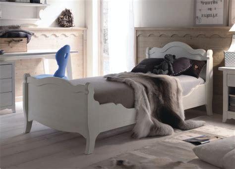 letti singoli in legno massello letti in vero legno massello